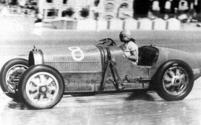 Hellé Nice: record-breaker, adventuress, vaudeville princess turned Bugatti Queen